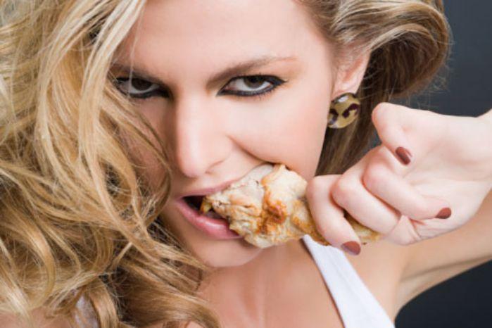 Характер по предпочтениям в еде, тест