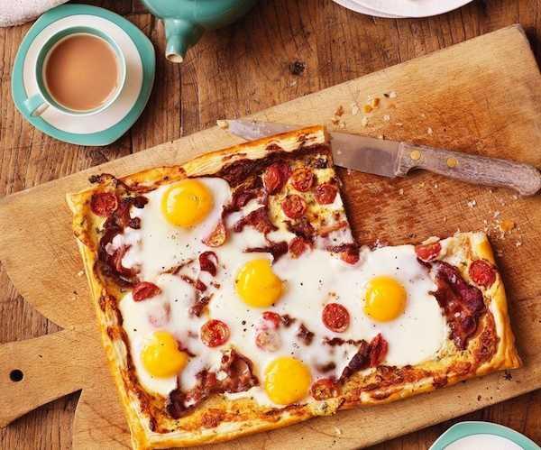Рецепты для бодрого утра