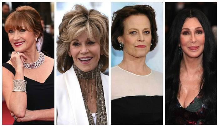 Актрисы после 50