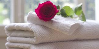 Бюджетные способы как сделать полотенца чистыми