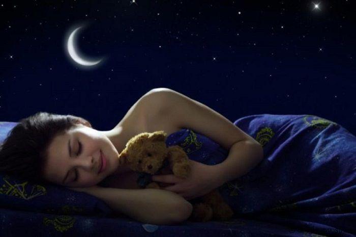 Как луна влияет на сон