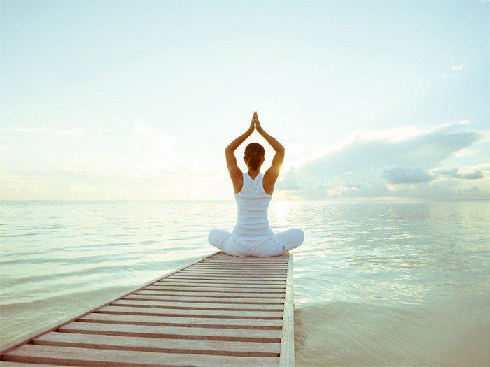 Позы йоги дающие энергию