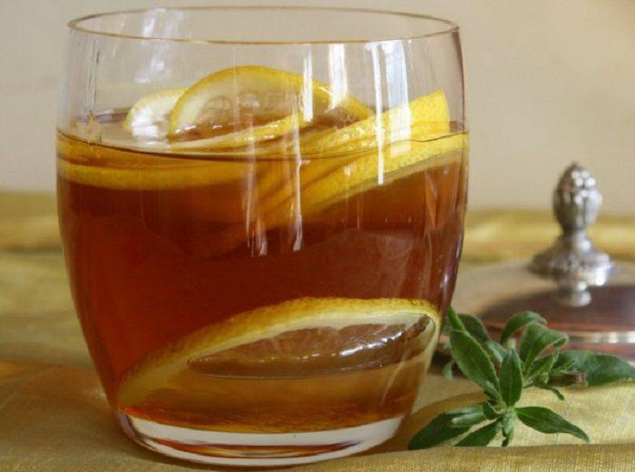 Чудо вода с медом и лимоном