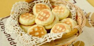 Вкусное печенье на сковороде