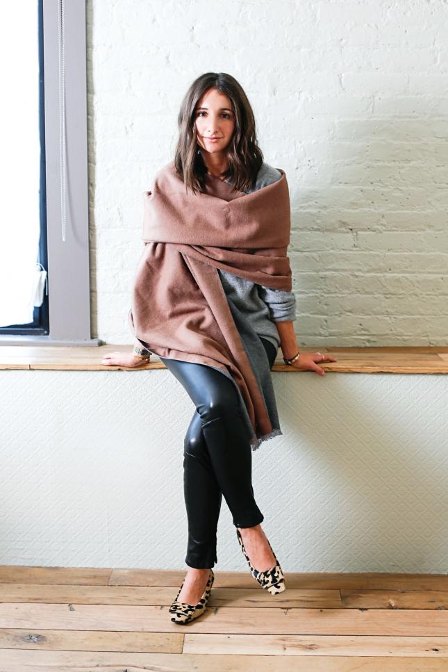 5 интересных идей с шарфом - уже вполне может пригодиться5