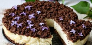 """Вкусный творожный пирог """"Торфяной"""""""