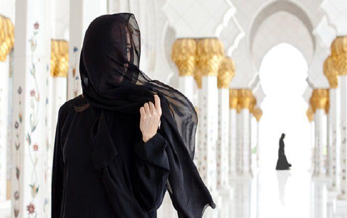 Восточная красота по-арабски