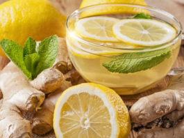 Подборка рецептов имбирного чая