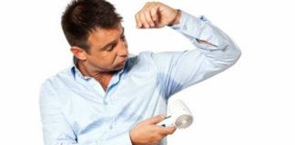 По какой причине возникает запах пота?