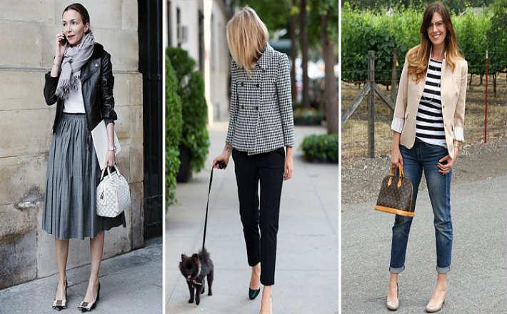 Как одеться в 35 лет