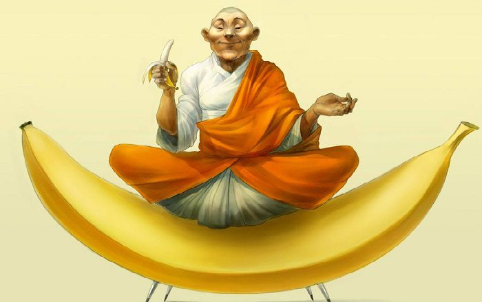 Что произойдет,если съедать по два банана в день