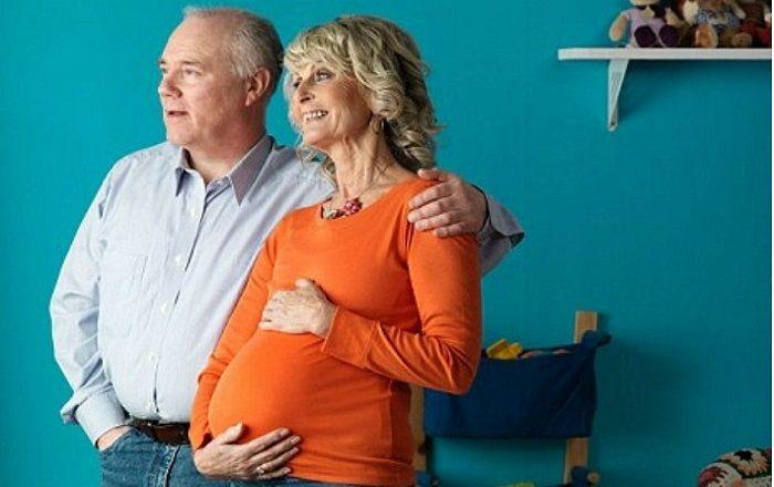 Беременность после 40 лет