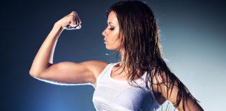 6 упражнений при дряблости рук