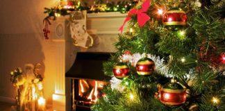 Идеи новогоднего оформления квартиры, дома (видео)