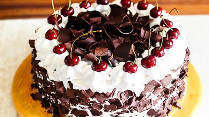 Вкусный и сытный торт