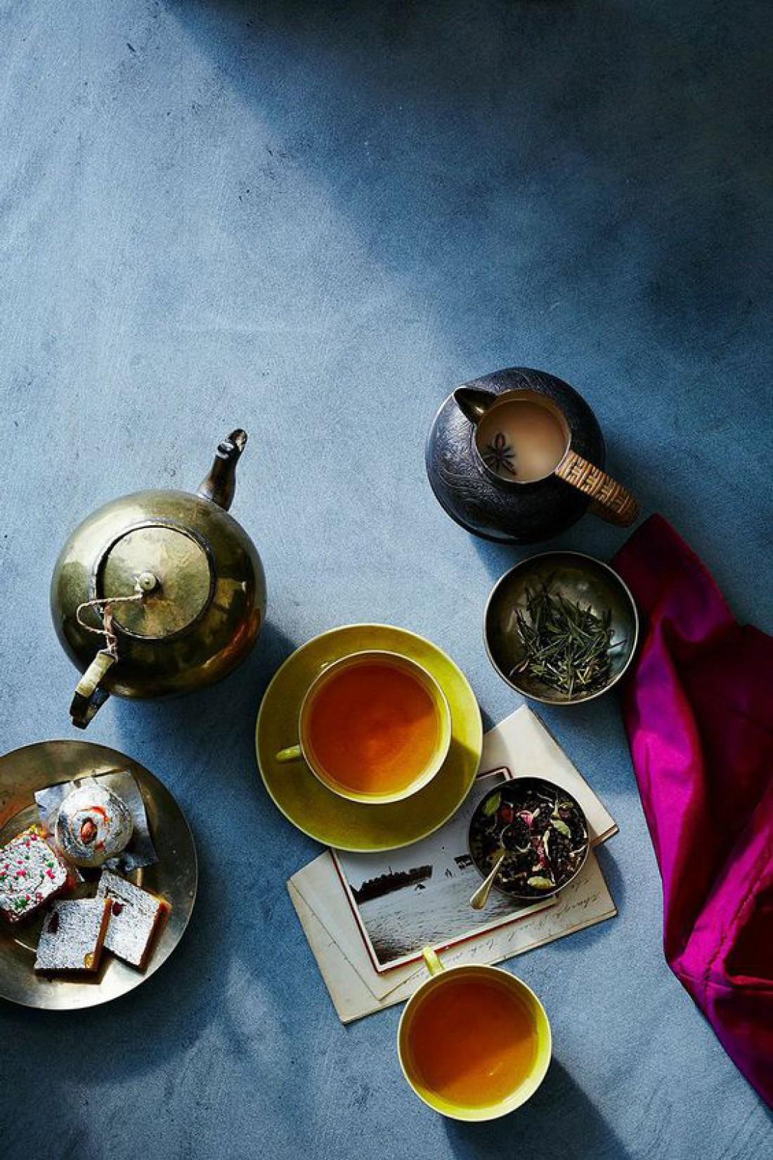 Зеленый чай снижает риск заболеть раком