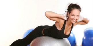 Упражнения для избавления от боковых складок