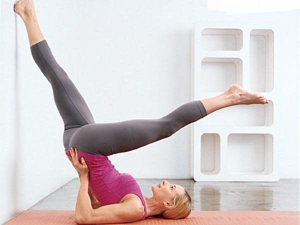 Выполняя такое упражнения в течение двух недель заметите, как исчезает ваш животик5