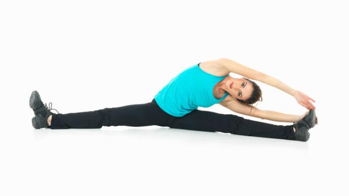 6 стретчинг-упражнений, чтобы сесть на шпагат