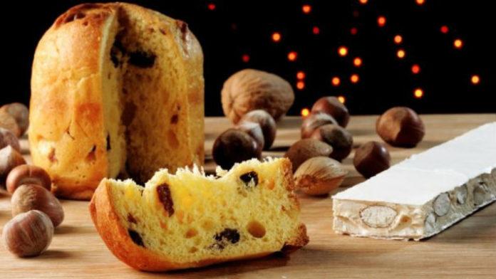 Итальянский пасхальный кекс «Панеттоне»