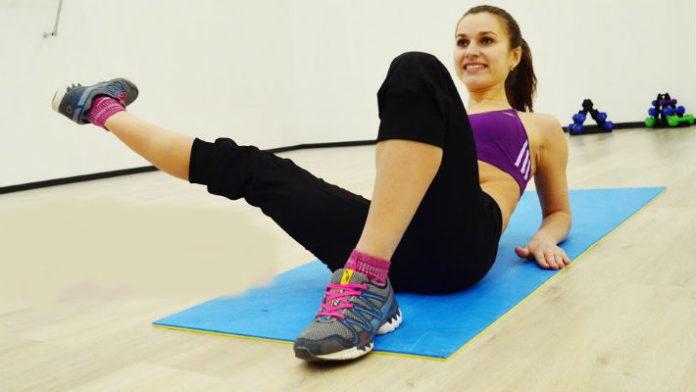 Упражнения, чтобы убрать жировые отложения с внутренней поверхности бедра (видео)
