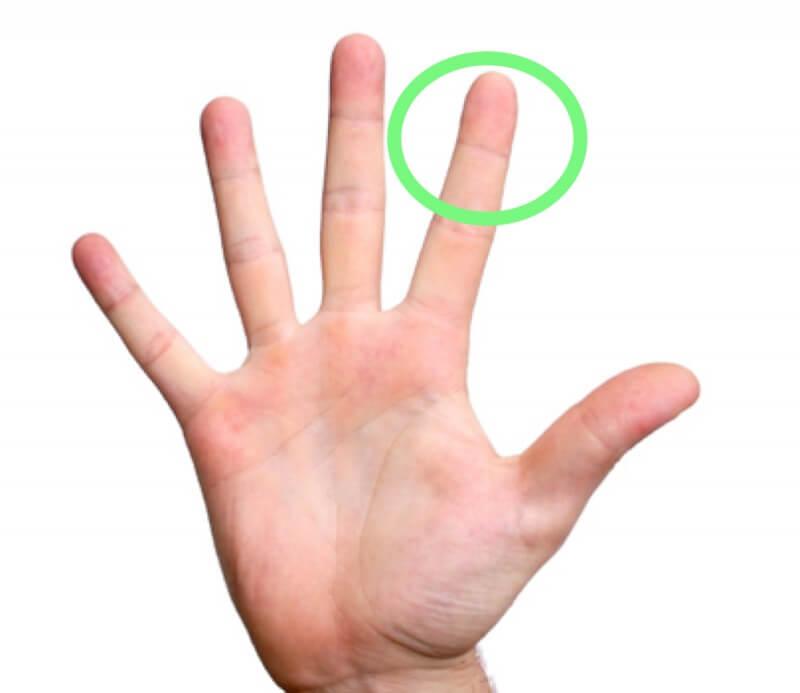 Что будет если массировать палец по 1 минуте в день3