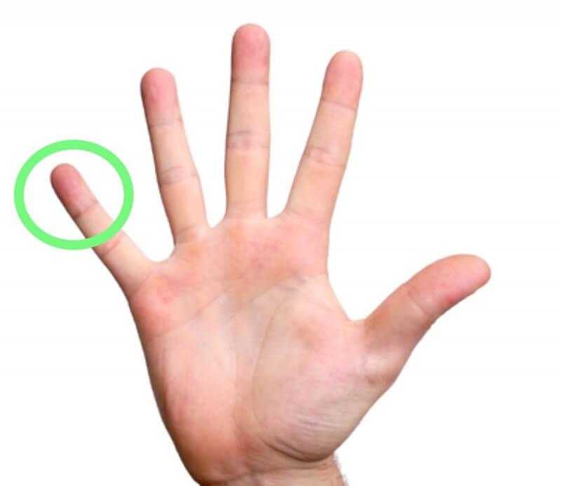 Что будет если массировать палец по 1 минуте в день6