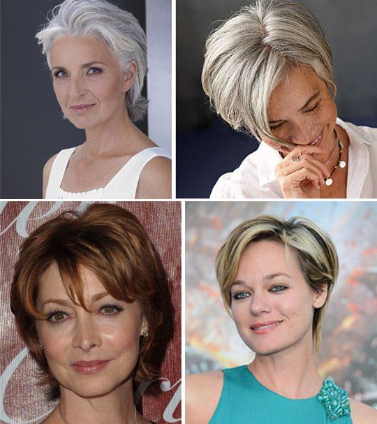 Короткие стрижки для женщин после 50: Элегантность и стиль1