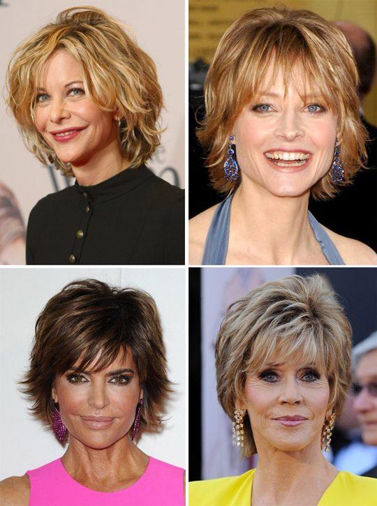 Короткие стрижки для женщин после 50: Элегантность и стиль4