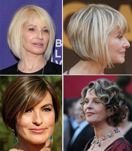 Короткие стрижки для женщин после 50: Элегантность и стиль5
