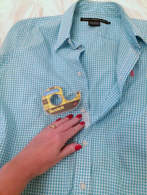 Маленькие хитрости способны сделать любую одежду намного удобнее!13