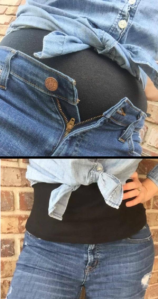 Маленькие хитрости способны сделать любую одежду намного удобнее!3