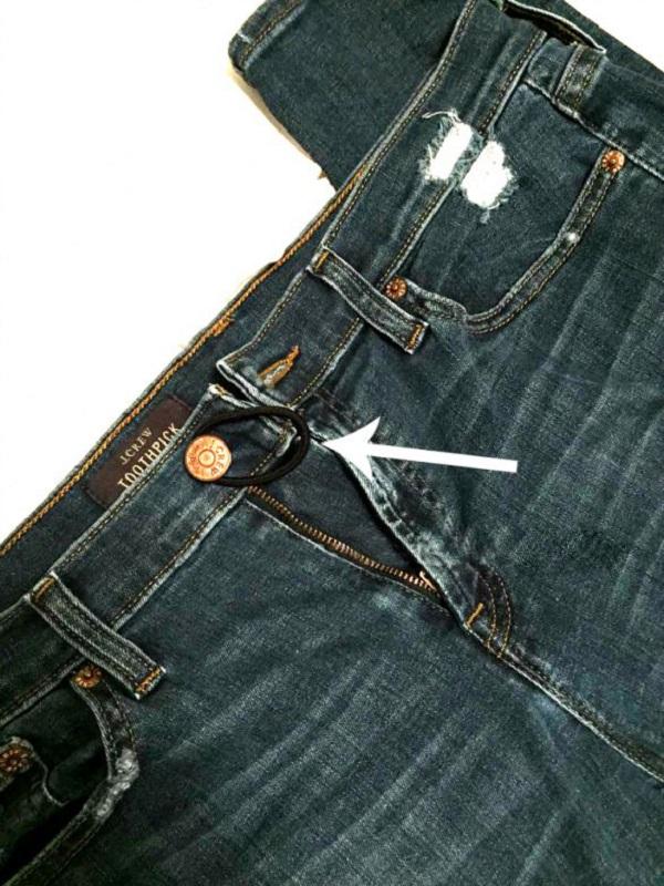 Маленькие хитрости способны сделать любую одежду намного удобнее!4