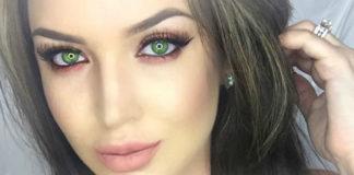 11 шикарных примеров макияжа для зеленых глаз