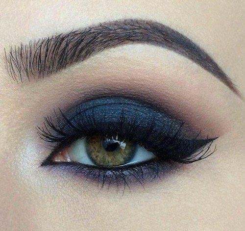 11 шикарных примеров макияжа для зеленых глаз3