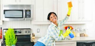 Экономим свое время-наводим чистоту в доме