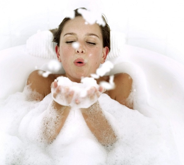 Почему прекратила умываться, принимая душ10