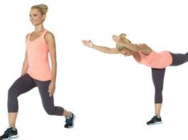 7 заветных упражнений для упругих ягодиц