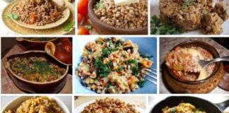 ТОП-9 блюд с гречкой