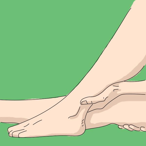 Вот что произойдет, если подержать ноги в уксусе6