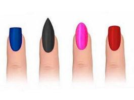 Цвет ногтей многое рассказывает о личности
