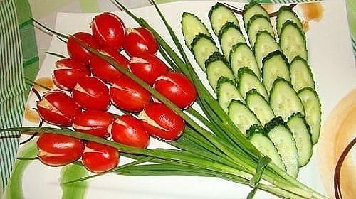 Топ 10 салатов цветов 6