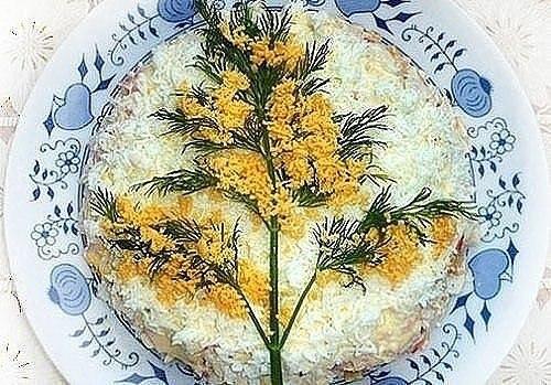 Топ 10 салатов цветов 8