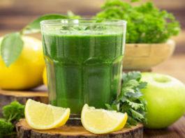 Пейте смесь, прежде чем идти спать удалите из организма все, что съели за день