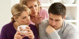 Если родители вмешиваются в жизнь вашей семьи