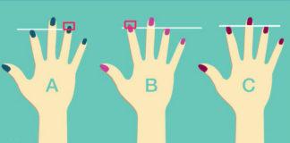 Что о вас скажет ваш безымянный палец