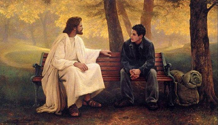 Разговор души с Богом