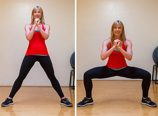 12 Упражнений Для Стройных Ножек
