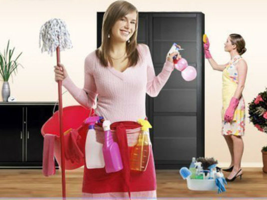 40 хитростей для идеальной чистоты в доме