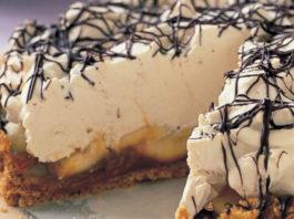 """""""Banoffee pie"""" - настоящее банановое блаженство! Без выпечки"""